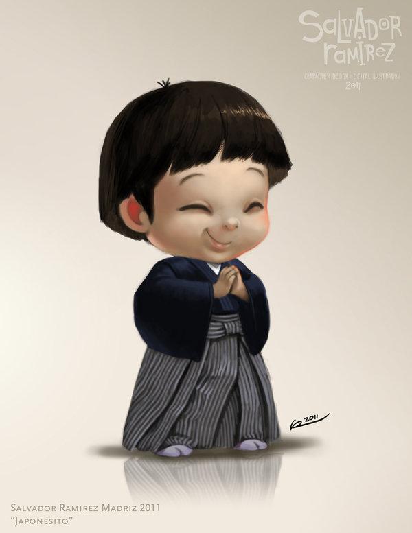 19-japan-boy-digital-art-by-salvador