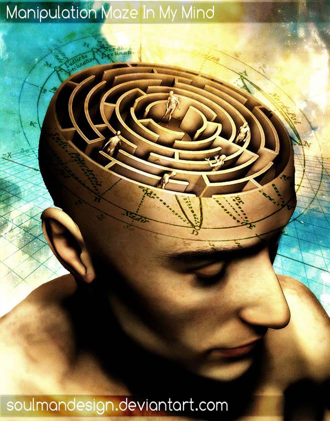 23-photo-manipulation-maze-brain