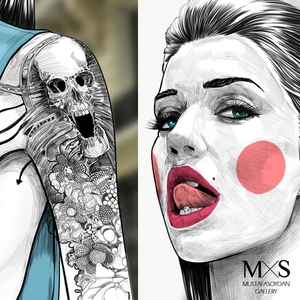 3-tatto-drawing-by-mustafa-soydan