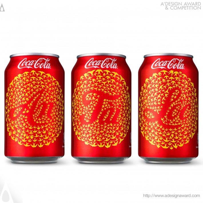 Coca-Cola Tet 2014 by Rice Creative