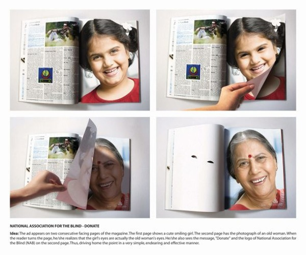 Donate-eyes-magazine-cut-out