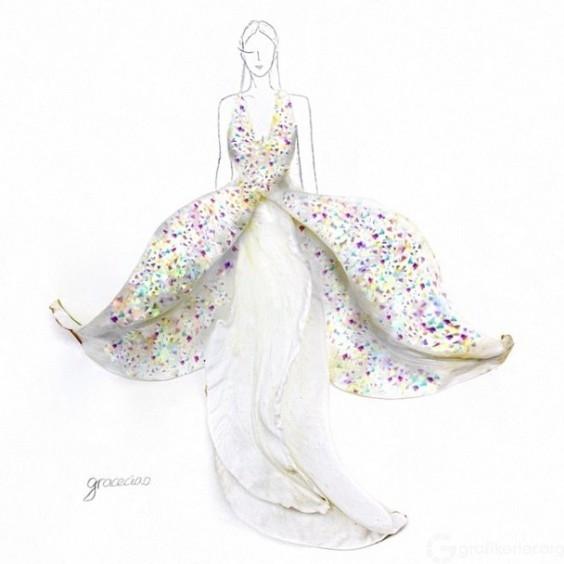 Fashion-Design-Illustrations-Out-Of-Flower-Petals-15