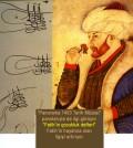 Fatih Sultan Mehmed'in defteri