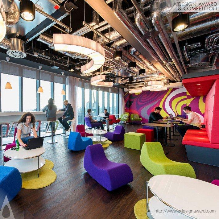 Google Campus Dublin by Camenzind Evolution