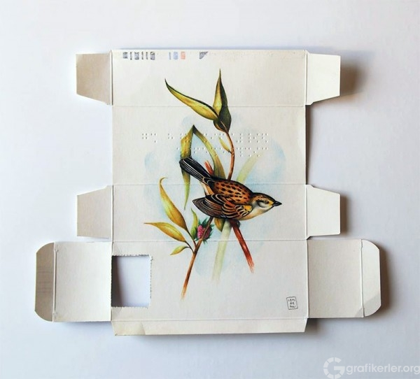 Sara-Landeta-birds-on-the-backs-of-medicine-boxes-3-600x542