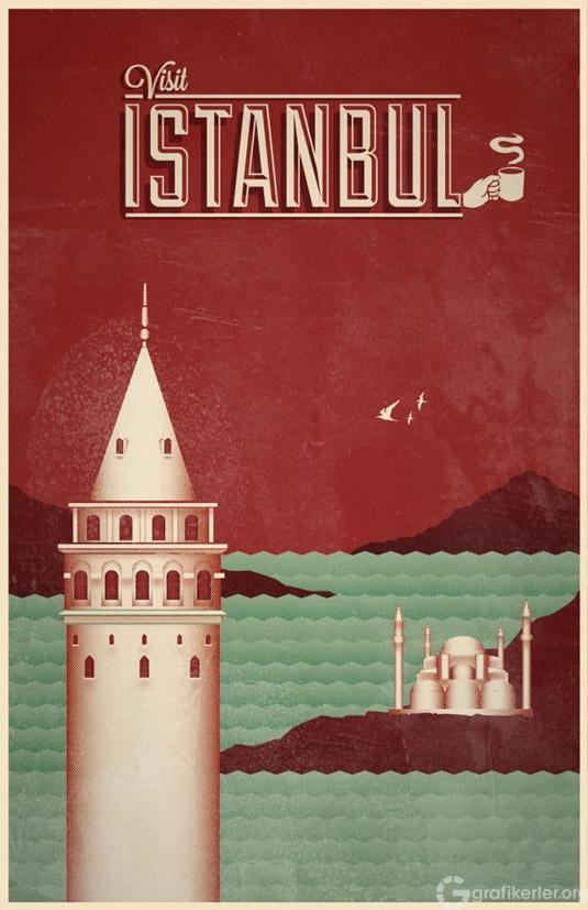 Seyehat Posterleri 6