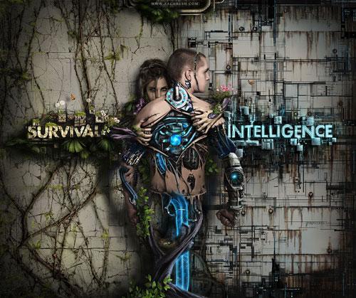 Survival-vs.-Intelligence