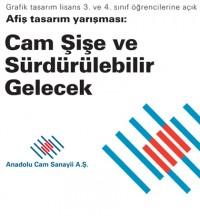 Camşişe afiş tasarım yarışması