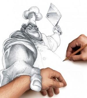 macacolandia-pencil-drawing-advertisement-1-600x398