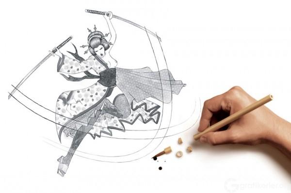 macacolandia-pencil-drawing-advertisement-2-600x398