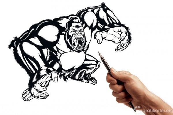macacolandia-pencil-drawing-advertisement-3-600x398